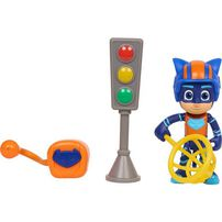PJ Masks Race Into Night Figure Set