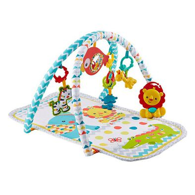 Fisher-Price Musical Colourful Carnival 3-In-1 Musical Activity Gym