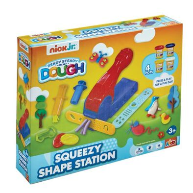 Nick Jr Ready Steady Dough Squeezy Shape Station