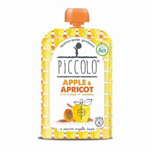 Piccolo Apple And Apricot