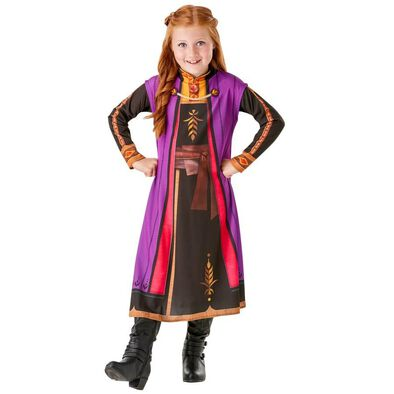 Rubies Disney Frozen 2 Anna Dress L