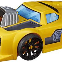 Transformers Rescue Bots Academy Bumblebee Track Tower