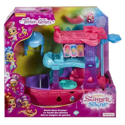 Shimmer and Shine Teenie Genies Genie Gem Cruise