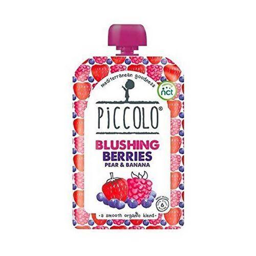 Piccolo Blushing Berries, Pear And Banana