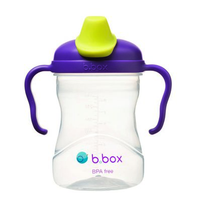B.Box Spout Cup 8oz Grape