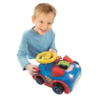 BRU Pre-School Zoom Ahead Rescue Driver