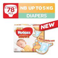 Huggies Gold Diapers New Born