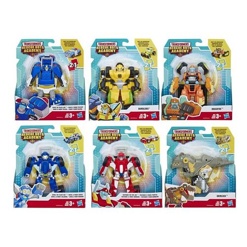 Playskool Transformers Rescue Bots Academy Rescan - Assorted