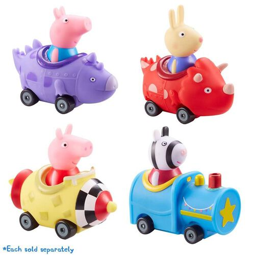 Peppa Pig Mini Buggy - Assorted