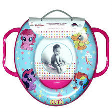 My Little Pony Soft Potty Seat With Handles