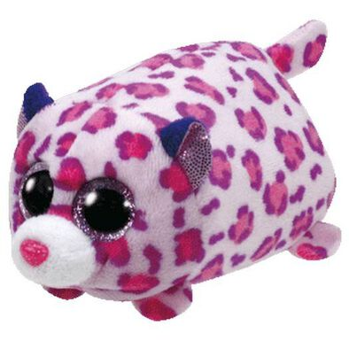 Ty Teeny Olivia The Pink Leopard
