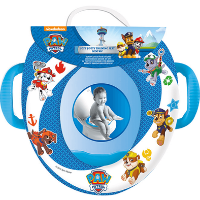 Paw Patrol Soft Potty Seat With Handles