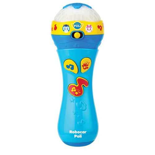 Robocar Poli Microphone