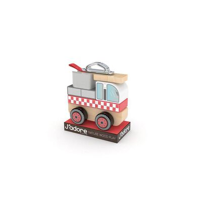 J'adore Firefighter Stacking Sorter Truck