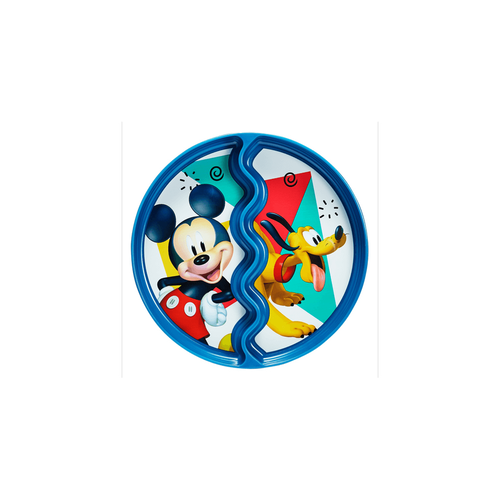 The First Years Disney Mickey Mouse Suction Plate 1 Pack