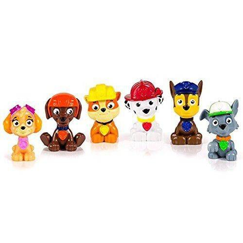 Mini Figure Rescue Team 6 Pk