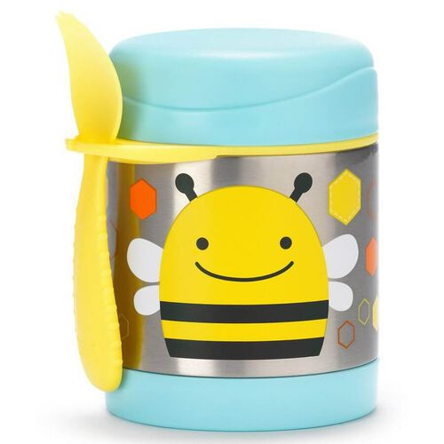 Skip Hop Zoo Food Jar Bee