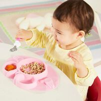 The First Years Disney Minnie Mouse 3 Piece Mealtime Set