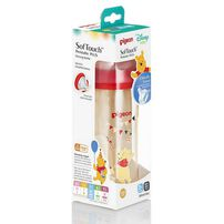Pigeon SofTouch Winnie The Pooh (240ml)