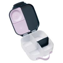B.Box Mini Lunchbox Indigo Rose