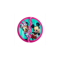 The First Years Disney Minnie Mouse Suction Plate 1 Pack