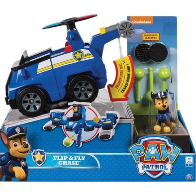 PAW Patrol Flip N Fly Vehicle