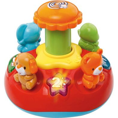 VTech Push 'N Play Spinning Top