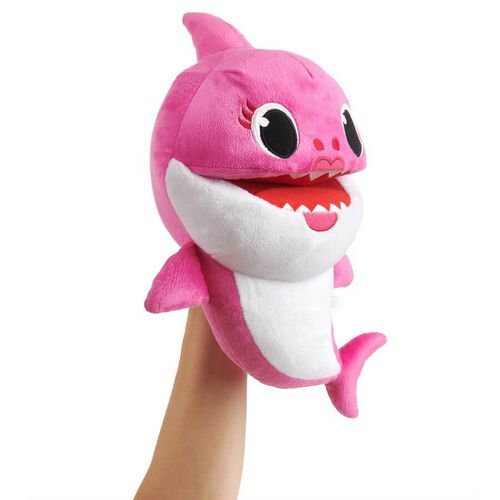 Pinkfong Sound Puppet With Tempo Mommy Shark