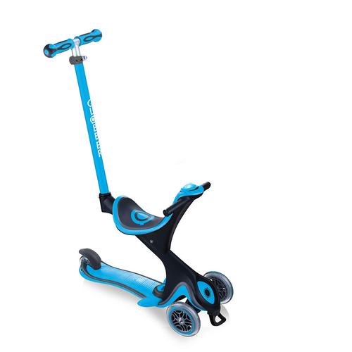 Globber Go•Up Comfort Play Sky Blue Toddler Scooter
