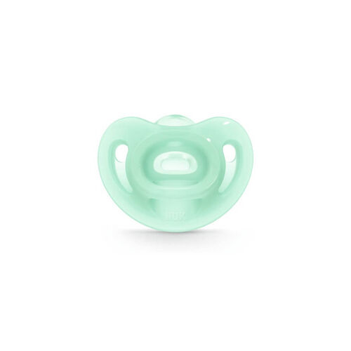 Nuk Sensitive Silicone Soother (1/Box) 0-6M