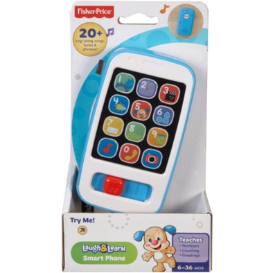 Fisher-Price Smart Phone - Assorted
