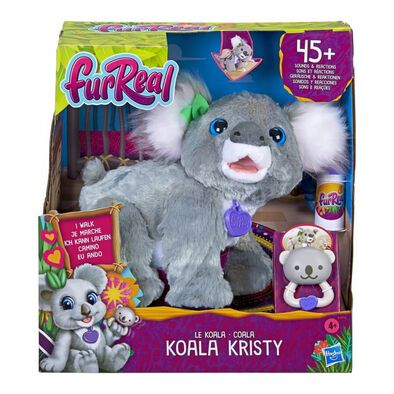 FurReal Koala Kristy Interactive Plush Pet Toy