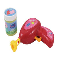 Peppa Pig Bubble Gun(Battery-Free)
