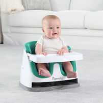Ingenuity Baby Base Small Cube Green