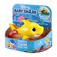 Pinkfong Baby Shark Sing and Swim Bath Toy - Assorted