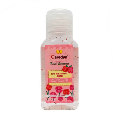 Caredyn Hand Sanitizer Rose 29ml