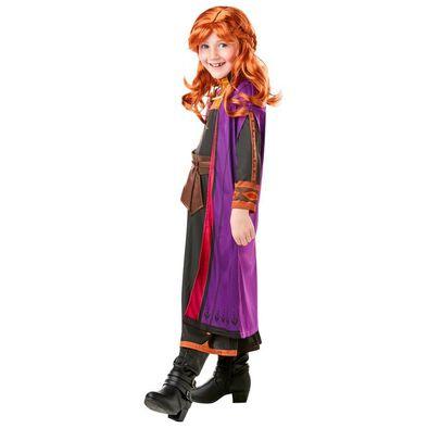 Rubies Disney Frozen 2 Child Anna Wig