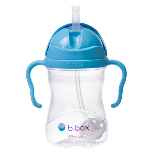 B.Box Sippy Cup 8oz Blueberry
