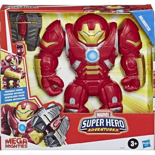 Marvel Super Hero Adventures Mega Mighties Hulkbuster