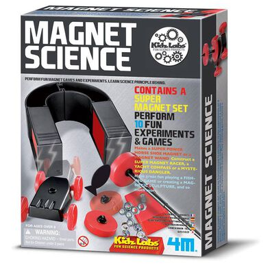4M Magnetic Science Kit