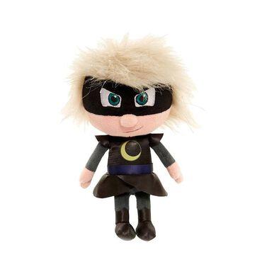 PJ Masks Mini Stuffed Soft Toy Luna Girl
