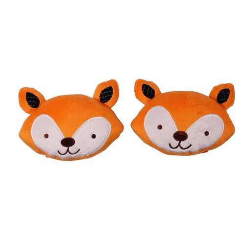 Zobo 2Pc Neck Cushion Fox