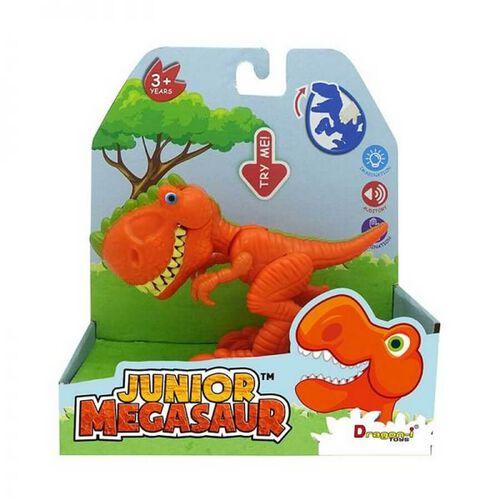Junior Megasaur Chomping Dino Playset - Assorted