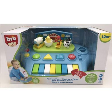 BRU Fun Piano