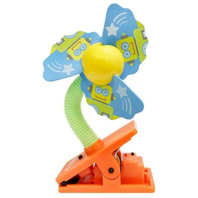 Lucky Baby Mini Clipfan Ult Mosquito Repel Robot