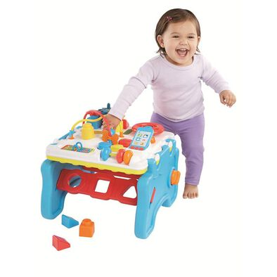 BRU 2 In 1 Activity Table