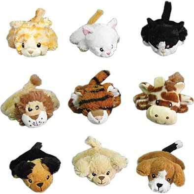 Animal Alley 4.5 Inch Collectible Soft Toy