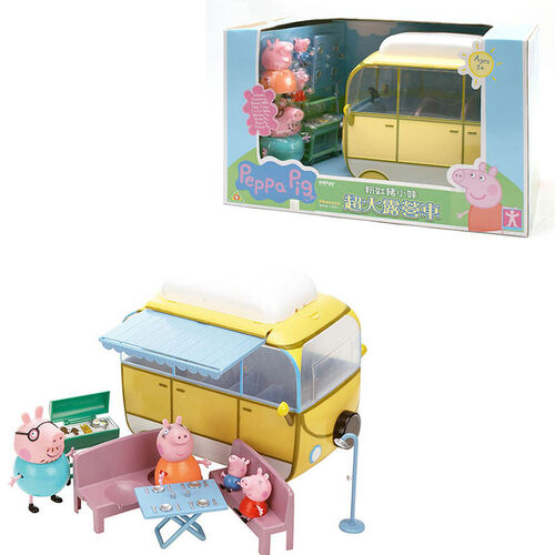 Peppa Pig's Campervan Playset