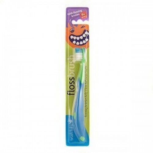Brush Baby FlossBrush 6 Plus Years - Assorted