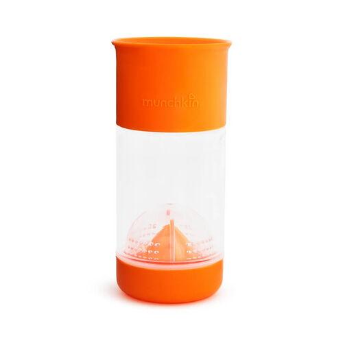 Munchkin 1-Pack 14oz Miracle Fruit Infuser Orange